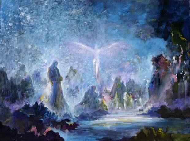 Предсказание от матери (мистическая история)