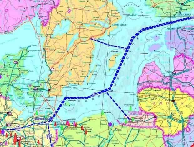 «Северный поток-2»: ситуация с сертификацией