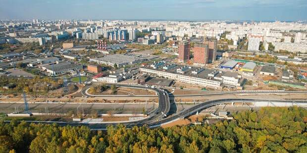 Соединение СВХ и СЗХ улучшило транспортную ситуацию для 700 тысяч человек – Собянин