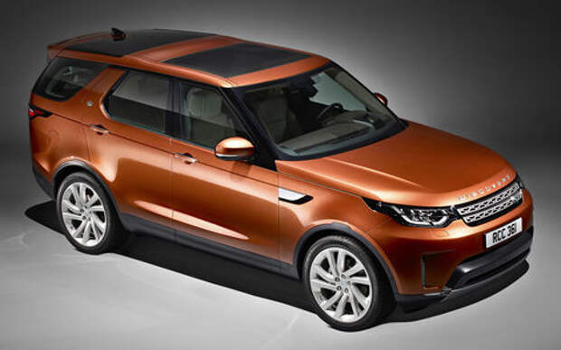 Land Rover Discovery V: Диско вновом стиле