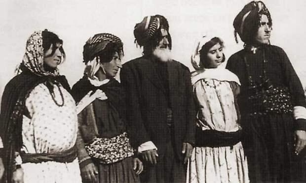 Исчезнувшие колена: курдские евреи и другие группы