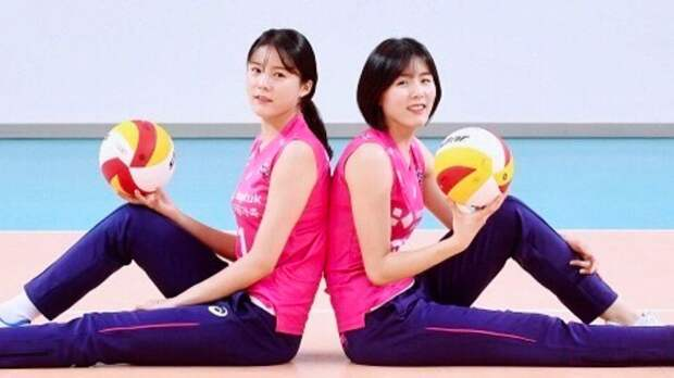 Звездные близняшки из сборной Южной Кореи по волейболу отстранены от Олимпийских игр из-за школьного насилия