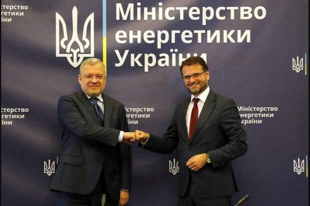 Киев грозит перекрыть транзит газа в Европу после запуска СП-2