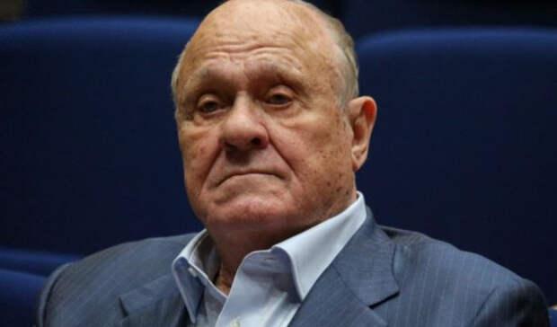 Покойный Меньшов претендовал на кресло депутата Госдумы