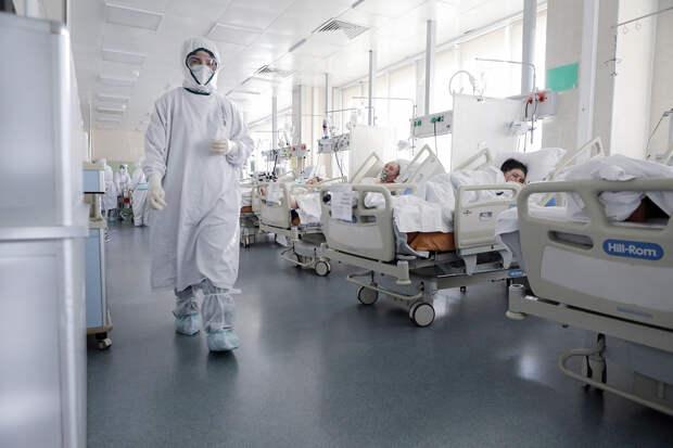 В России за сутки выявлено 16 048 новых случаев коронавируса