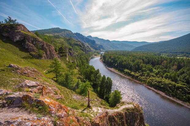 Красоты и тайны Хакасии