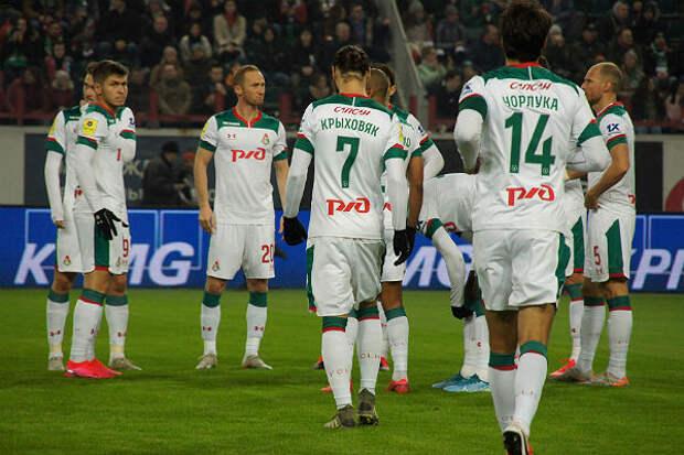 «Локомотив» дошел до места назначения. Следующая остановка - Лига чемпионов