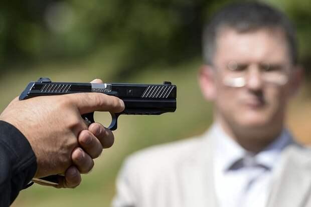 Серийное производство пистолета Лебедева освоят в 2021 году