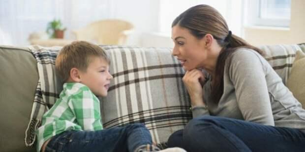 Подсказка родителям: как научить ребёнка хорошему поведению
