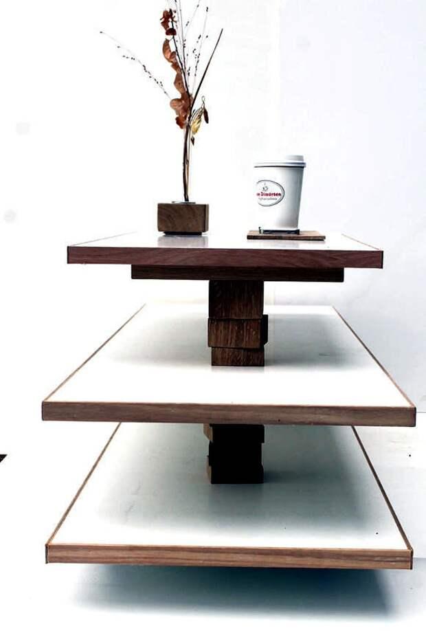 Мебель из отходов производства (подборка)