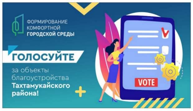 В Энеме организуют несколько способов голосования по выбору территории для благоустройства