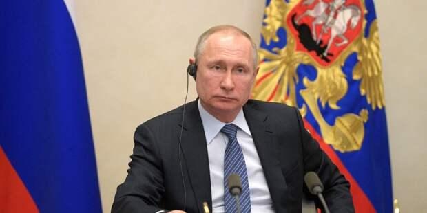 Путин анонсировал дорожное «сшивание страны»