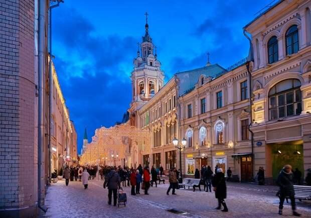 В Москву придут морозы без снега
