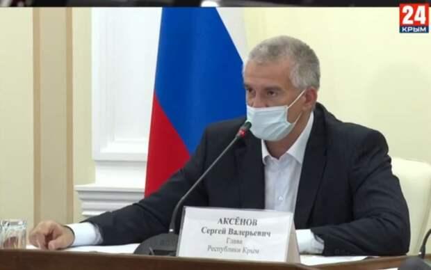 Глава Крыма пригрозил отправить нерадивых подрядчиков в Северную Корею