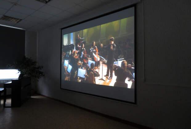 В Тверской области открылся первый виртуальный концертный зал