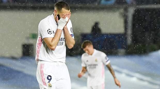 Мадридцы не отойдут от болезненного вылета из ЛЧ. Прогноз на «Реал» — «Севилья»