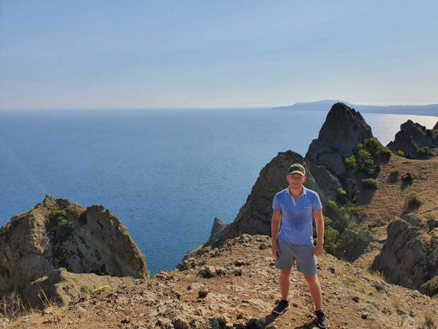 Идеальный маршрут для путешествия в Крым!