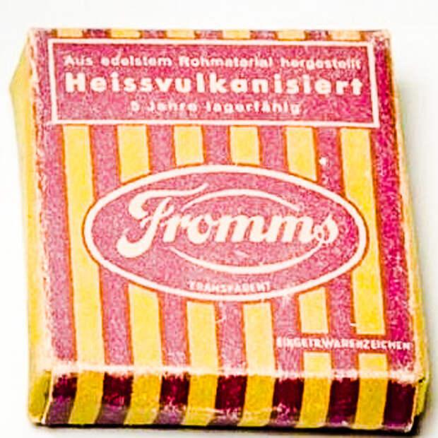 Юлиус Фромм: изобретатель бесшовного латексного презерватива. Скорее сердце лопнет или Миллион долларов гарантии