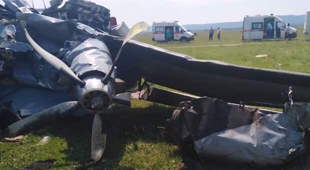 Крушение L-410 в Кузбассе вызывает вопросы