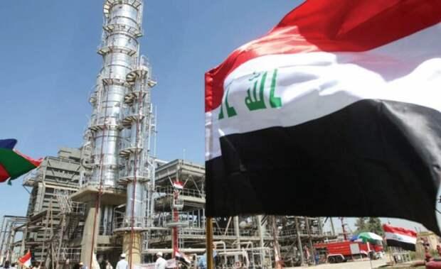 Ирак будет наращивать добычу нефти с помощью TotalEnergies