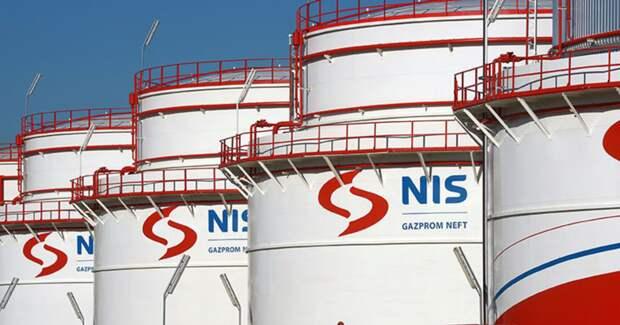 В Сербию начал поступать российский газ