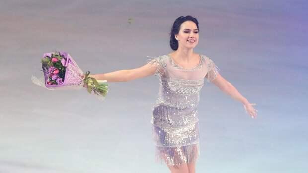 «Сегодня был насыщенный день». Загитова выложила фото из Японии, показав новое платье для выступлений