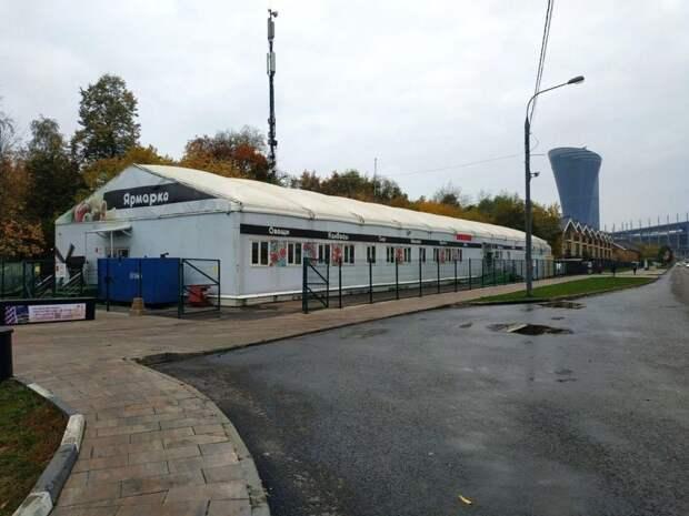 Московские ярмарки: коротко о главном. Фото предоставлено пресс-службой префектуры САО