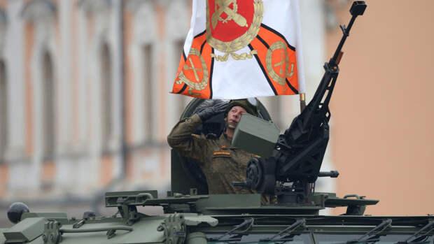 Немецкий журналист высоко оценил прошедший парад Победы в Москве