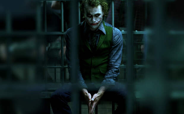 Эволюция Джокера. Кто он, страх и ужас Готэма.