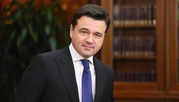 Воробьев вошел в топ‑5 лидеров рейтинга цитируемости губернаторов‑блогеров за апрель