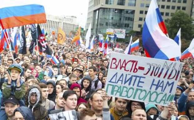 Сергей Удальцов: Власти готовят «убийство» выборов в России