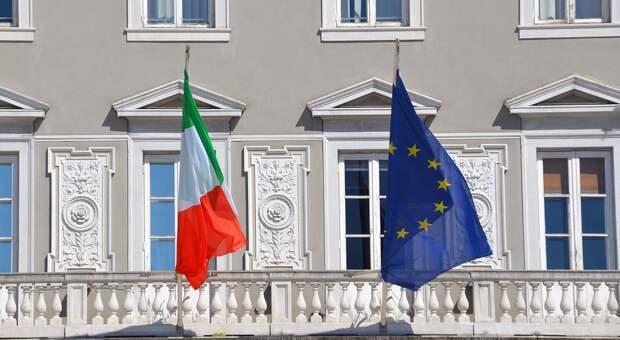 Движение по выводу страны из ЕС организовал итальянский политик