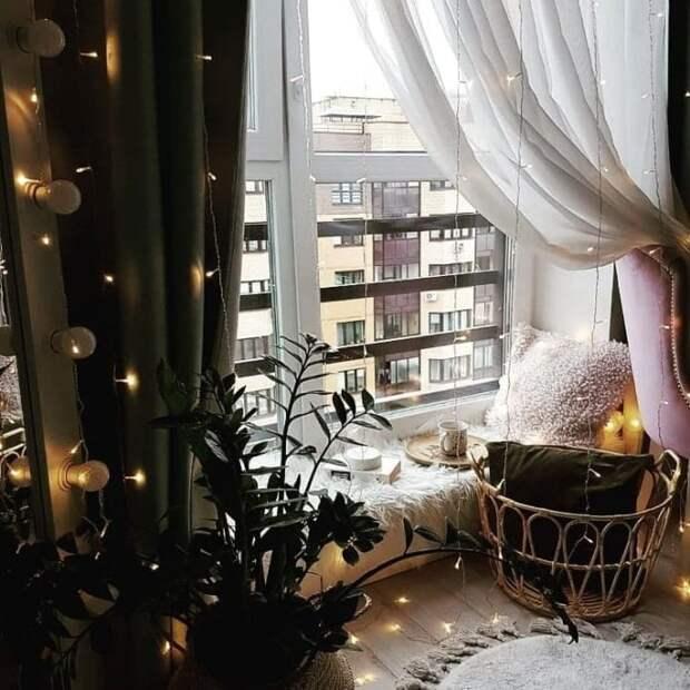 20+ креативных и простых способов обновить шторы