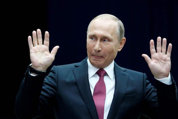 О потрясающем «переобувании» Путина