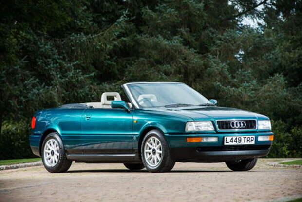Audi принцессы: старый кабриолет с космическим ценником