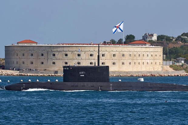 NI сравнил возможности ВМФ России и ВМС США в Черном море