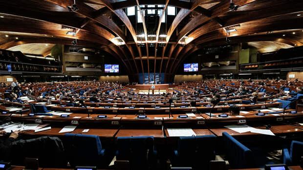 Зал Парламентской ассамблеи Совета Европы - РИА Новости, 1920, 17.09.2020