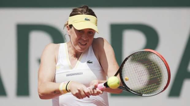 «Ролан» с продолжением: Павлюченкова впервые вышла в финал в Париже