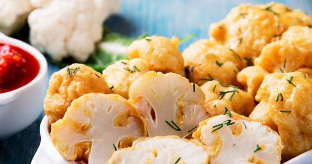 Сытный ужин из цветной капусты: готовится за 10 минут и фигуре не навредит