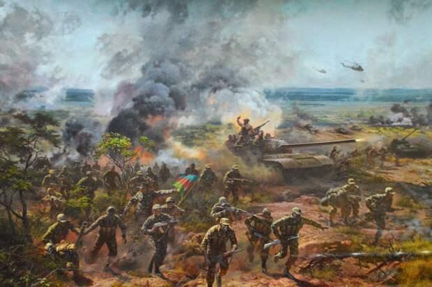 СССР и Куба в Африке. Война в Анголе