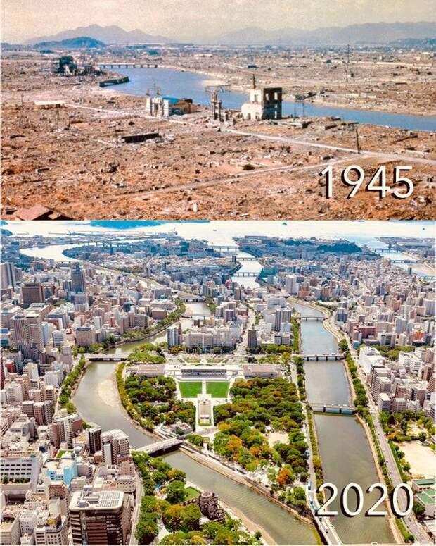 12 интересных и наглядных фото до и после