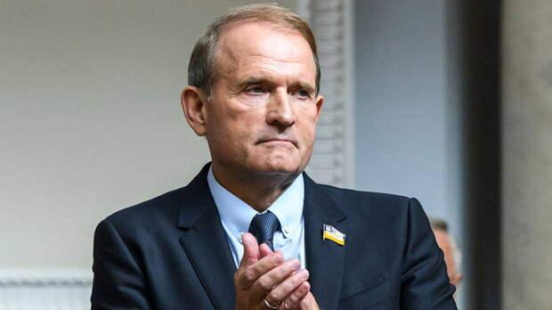 Медведчуку предъявлено обвинение в государственной измене