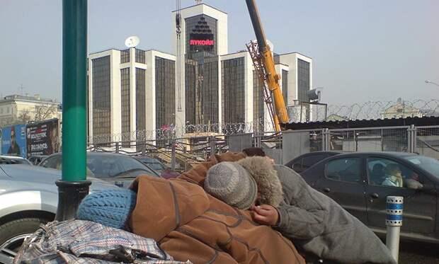 Каждому бомжу - по квартире: Голикова поручила посчитать и расселить бездомных