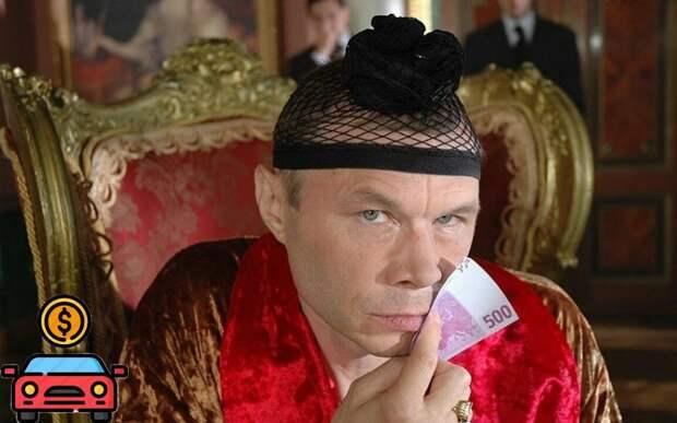 На чем ездит один из самых скромных актеров кино. Автомобили известного Александра Баширова