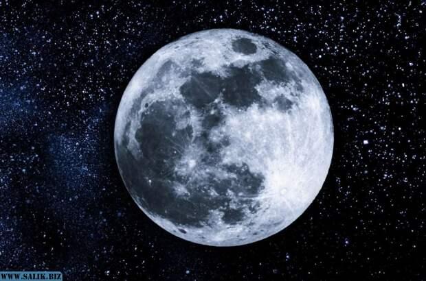 Луну создали пришельцы