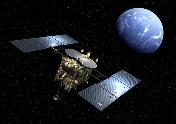 «Хаябуса-2» сбросила капсулу с грунтом астероида Рюгу