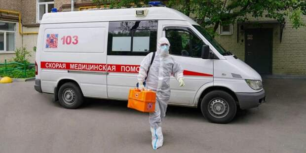 В Москве уровень смертности от COVID-19 составляет 1,4% Фото: mos.ru