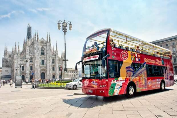 Автобусные туры по Европе — GOODPortal