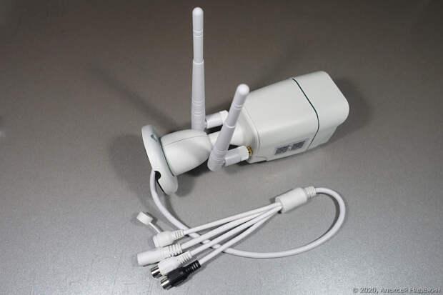 Обзор: 4G-камера Zilink