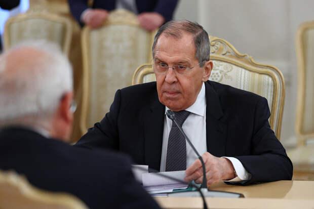 Лавров рассказал о «настоящем унижении» для ЕС